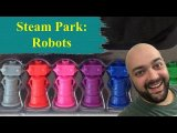 Steam Park: Robots Review - with Zee Garcia