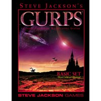 Gurps 3rd Edition