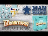 Braintopia Review by Man Vs Meeple