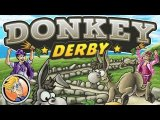 Donkey Derby — game overview at SPIEL 2016 by franjos
