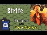 The Dice Tower reviews Strife