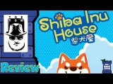 Shiba Inu House Review with Tom Vasel