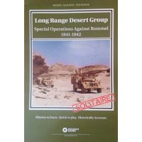 Long Range Desert Group: Special Operations Against Rommel 1941-1942